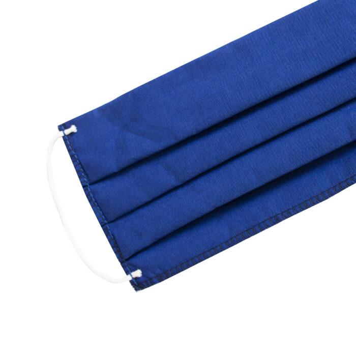 მრავალჯერადი სერტიფიცირებული პირბადე ლურჯი