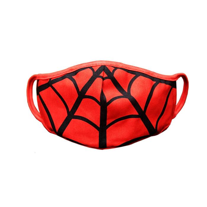 მრავაჯერადი Spider Man პრინტით